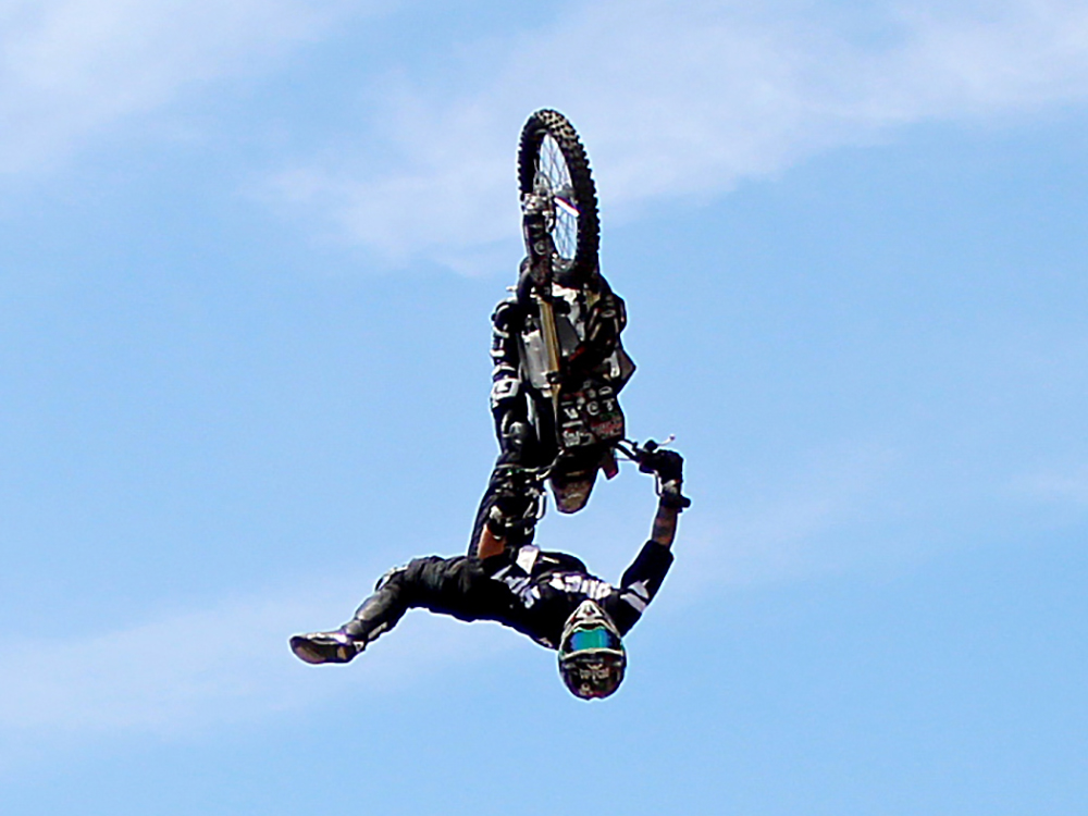 Joel Brown Action image