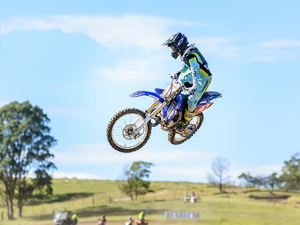 Brock Ninness MX Team