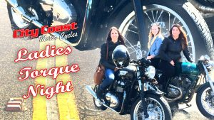 City Coast Motorcycles Ladies Torque Night