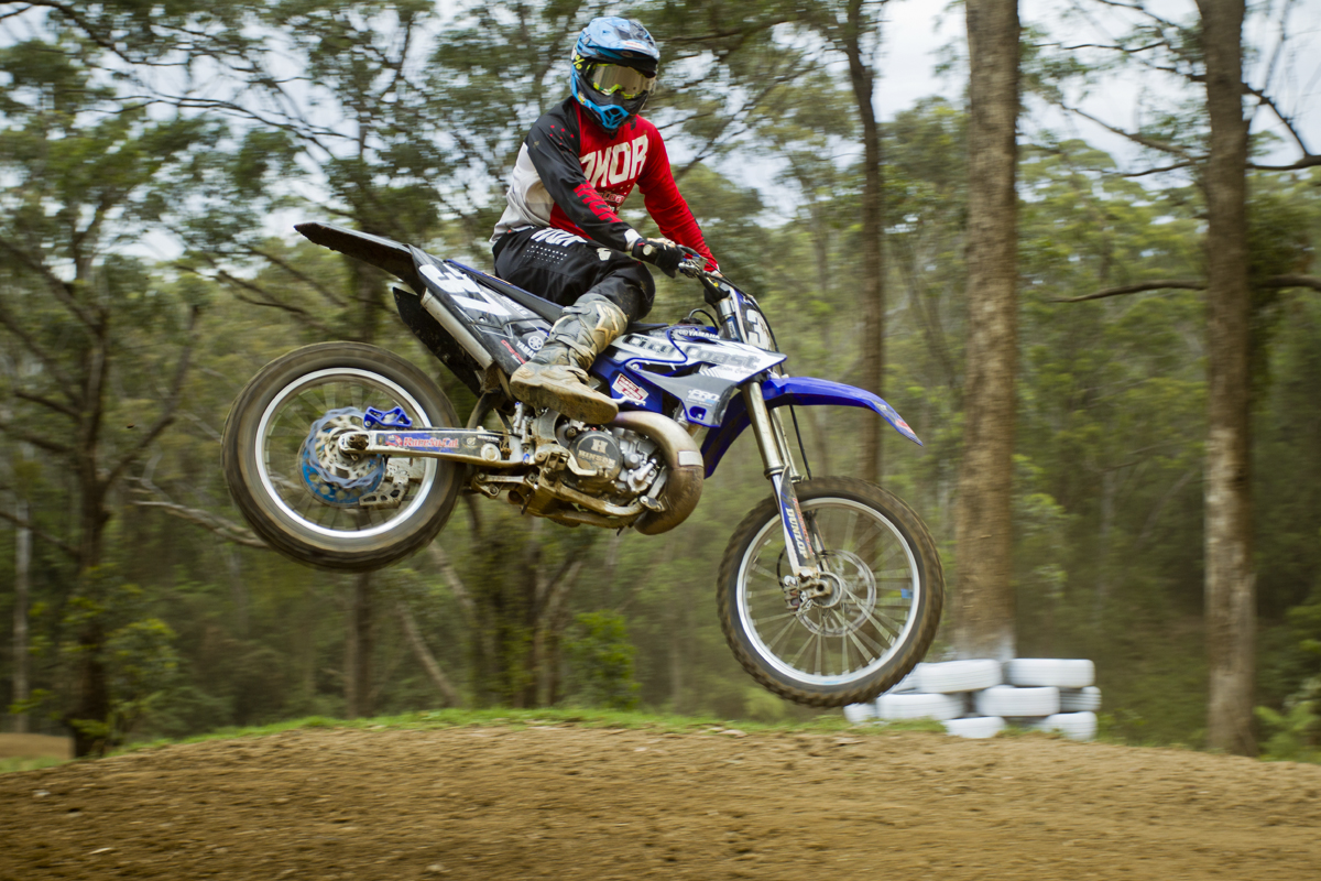 MX Team City Coast Motorcycles Mark Merlo
