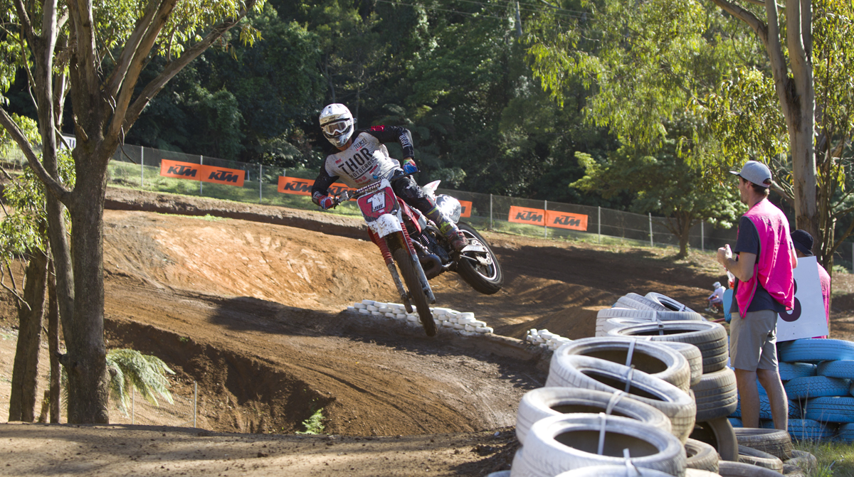 MX Team City Coast Motorcycles Corey James