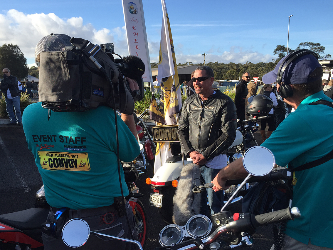 City Coast Motorcycles Illawarra Convoy