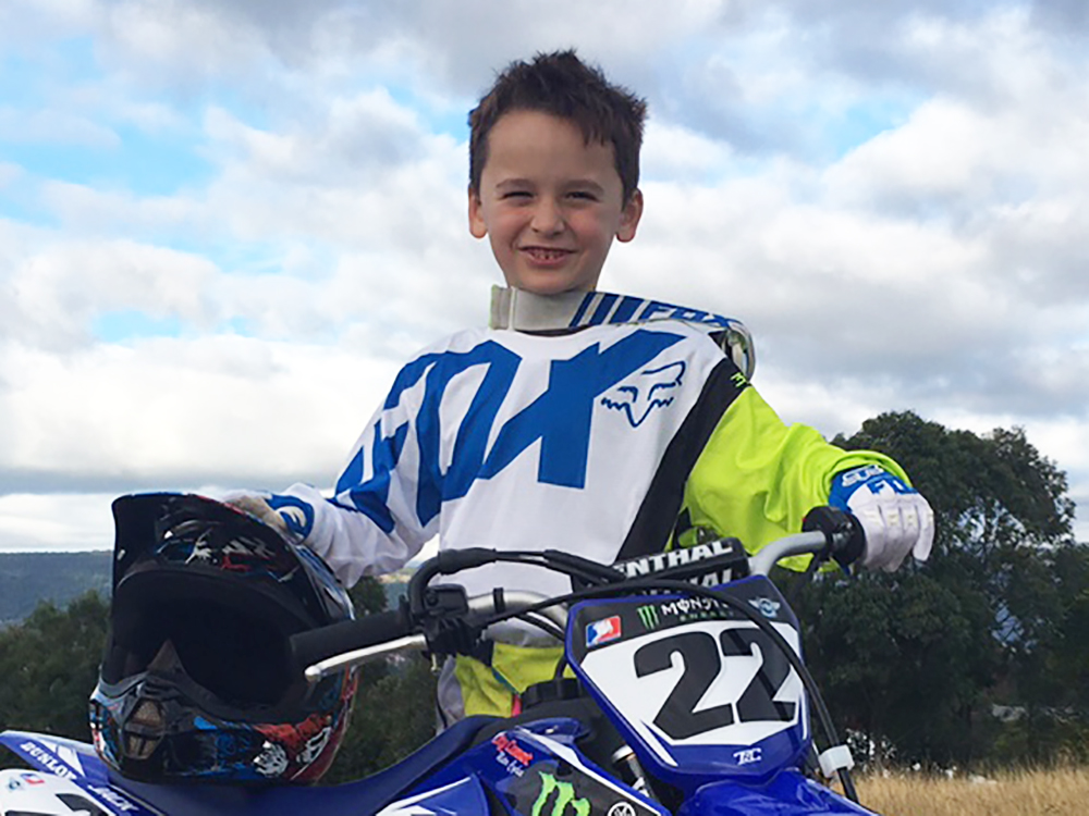Jack Woodward MX Team Profile