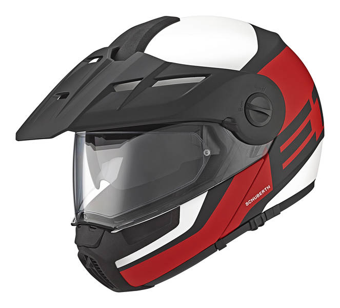 Schuberth E1 Helmet at City Coast Motorcycles