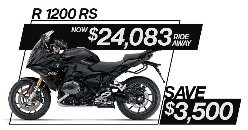R 1200 RS on Sale