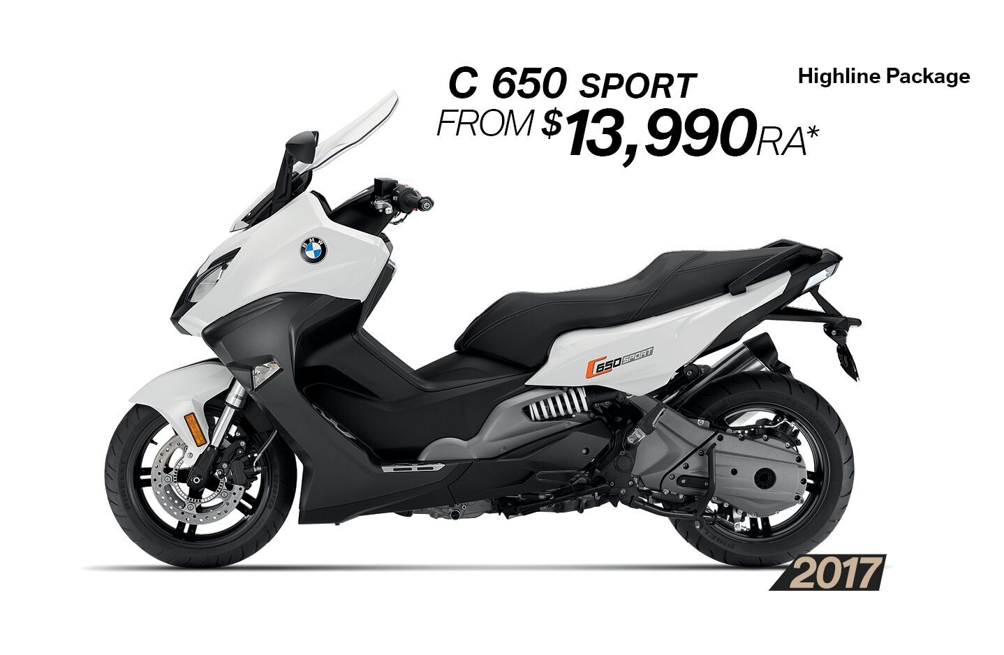 BMW Motorcycle Sale