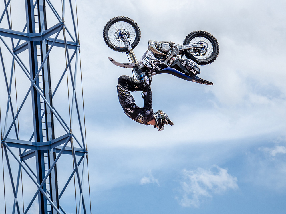 Jake Smith FMX Team City Coast Motorcycles