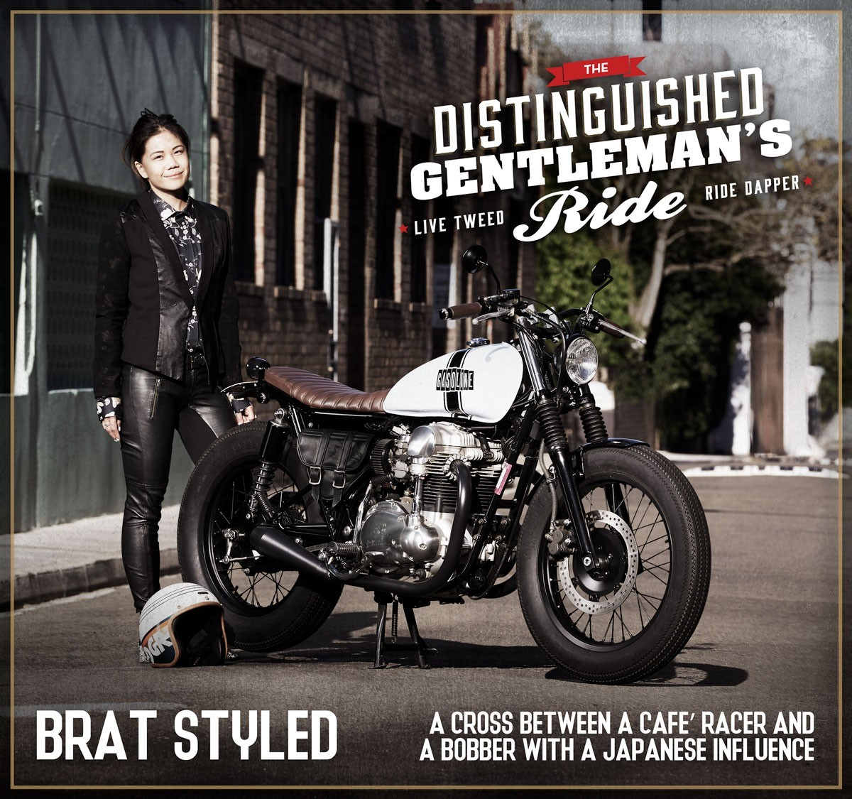 DGR Style Guide - brat styled