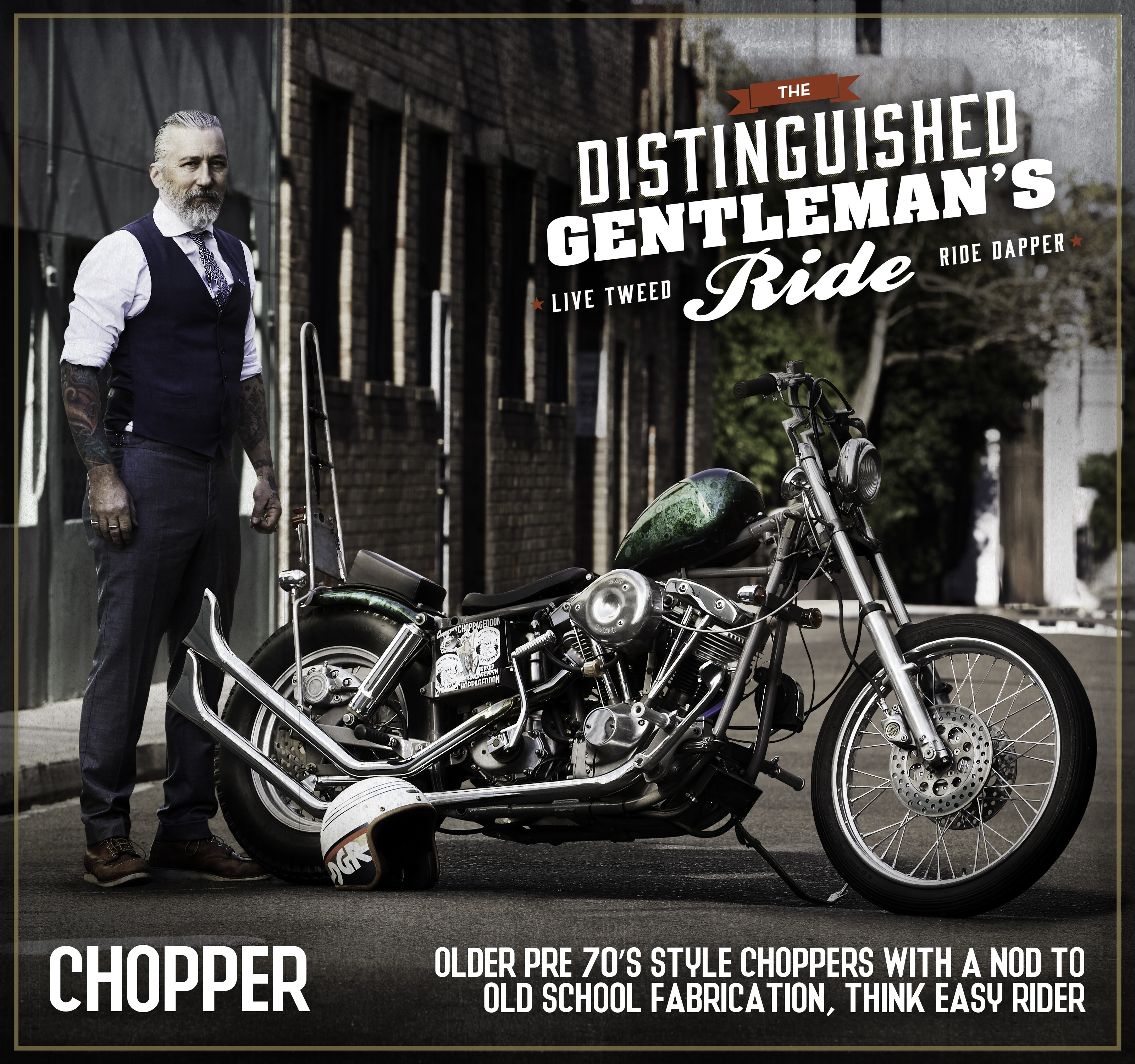 DGR Style Guide - Chopper
