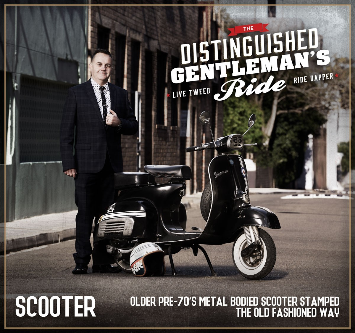 DGR Style Guide - Scooter