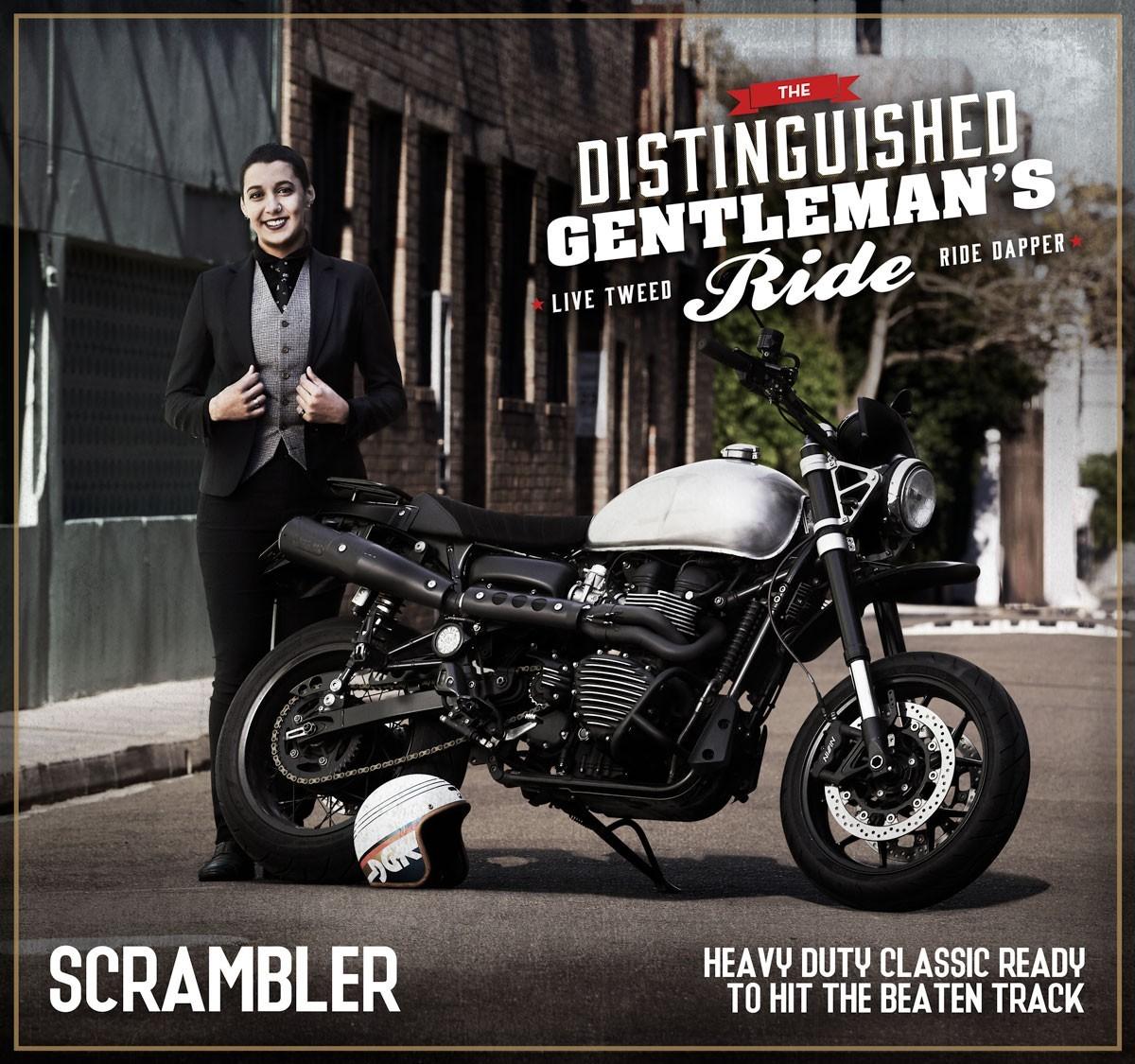 DGR Style Guide - Scrambler