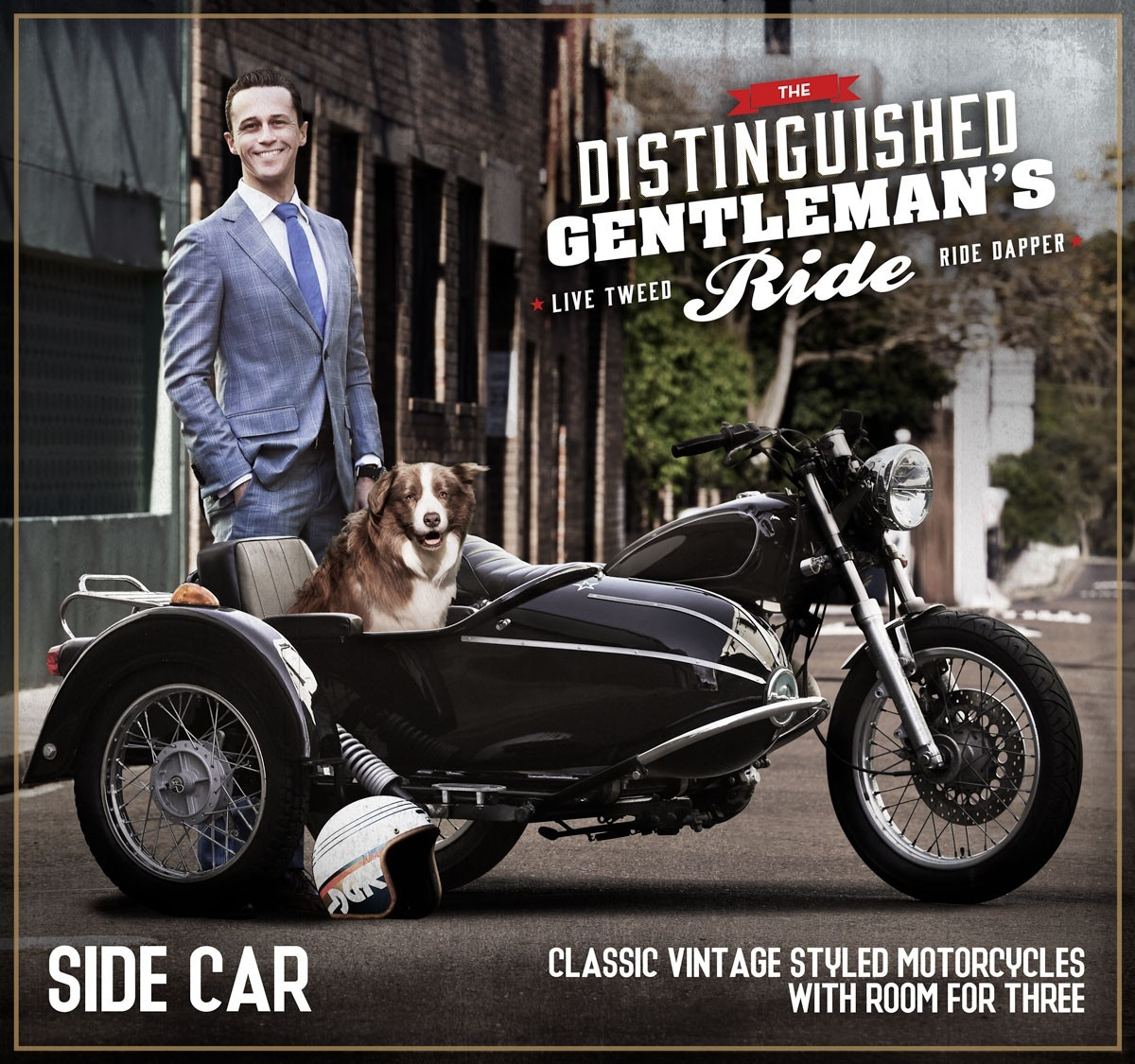 DGR Style Guide - Side Car