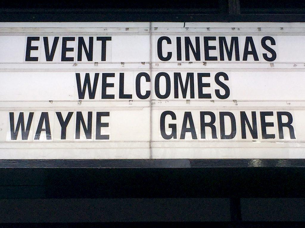 Wayne Gardner Special Event
