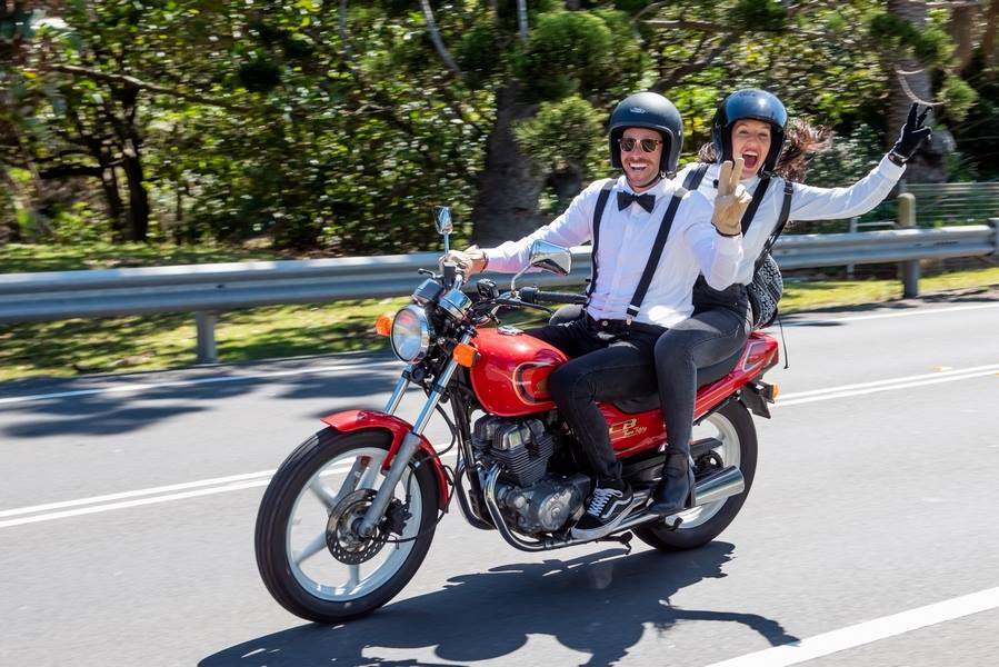 Distinguished Gentleman's Ride Wollongong