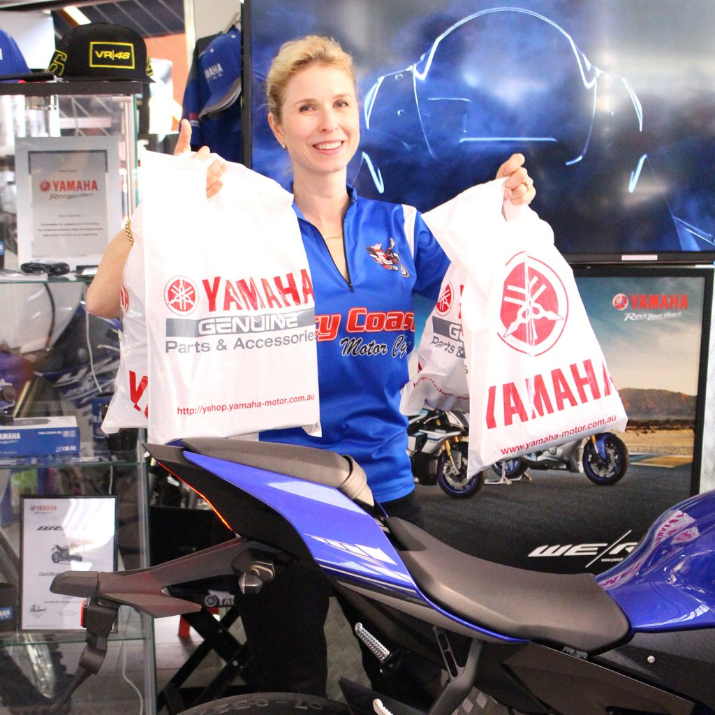 Genuine Yamaha Spares