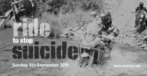 Ride to Stop Suicide