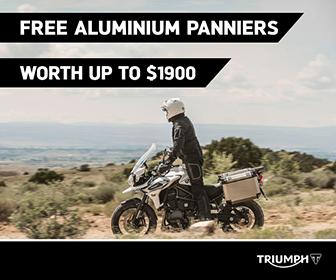 Free Tiger Panniers