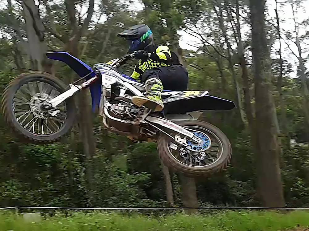 Jordy Maindonald MX Team City Coast Motorcycles