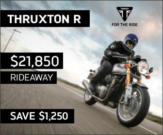 Thruxton R on Sale at City Coast Motorcycles