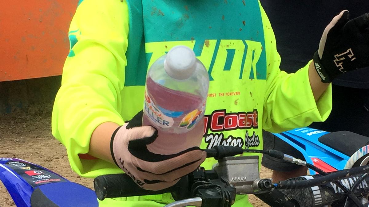 motocross hydration