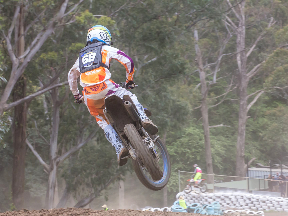 Jake Cobbin MX Team City Coast Motorcycles