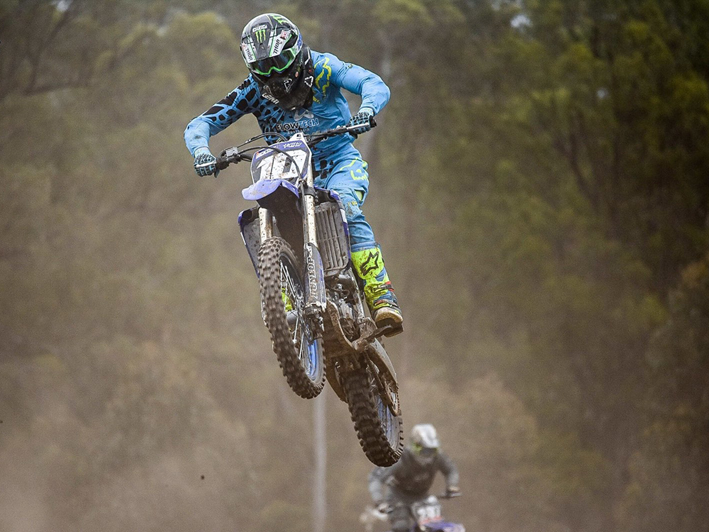 Luke Dickson MX Team City Coast Motorcycles