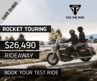 Triumph Rocket iii on sale