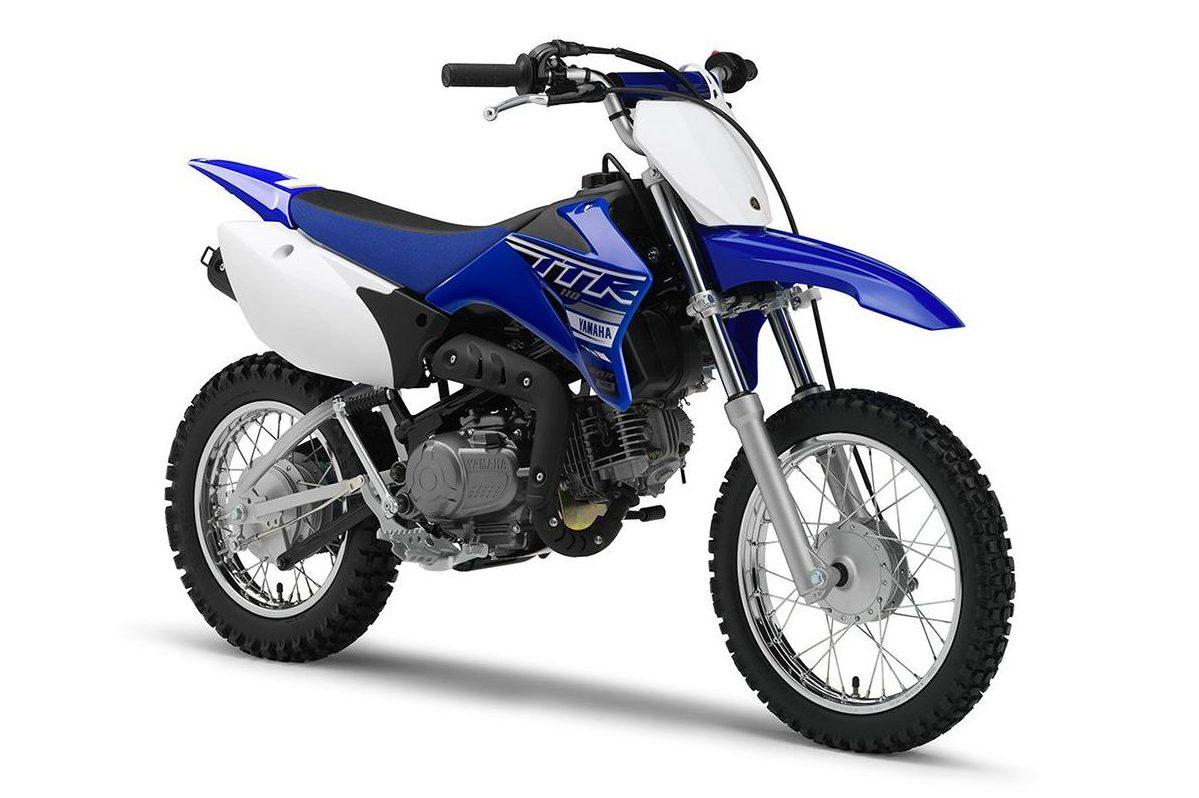 2019 TT-R110 on sale at City Coast Motorcycles