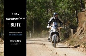 Ride 3602 2 Day Blitz