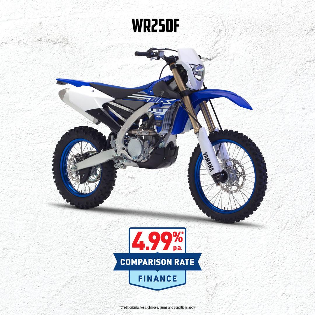 WR250F