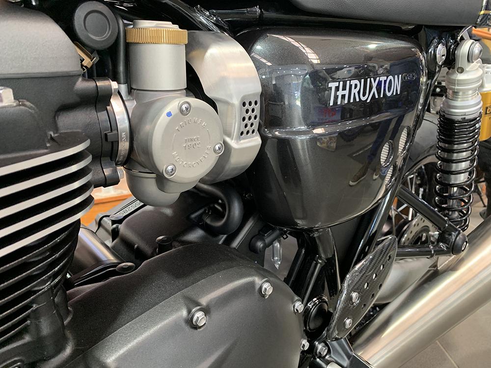 Thruxton TFC