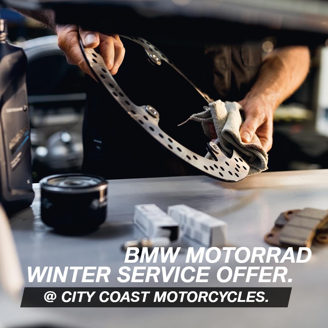 BMW Winter Service Offer