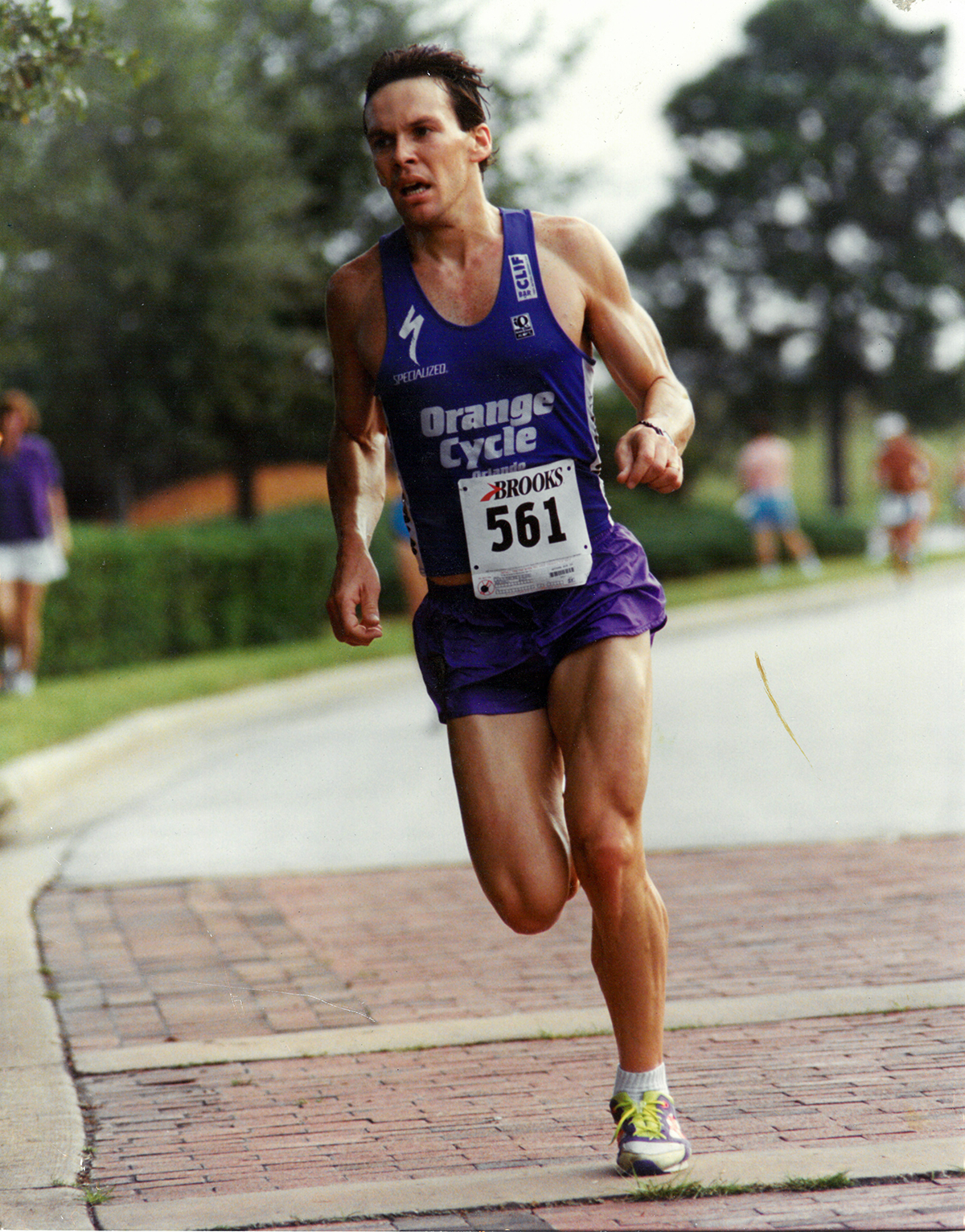 Coach Robb Beams Triiathlon