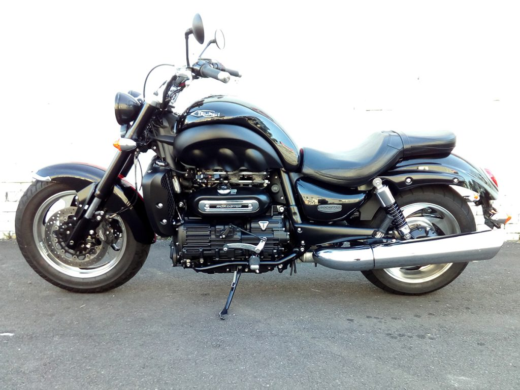 2017 Triumph Rocket III for sale