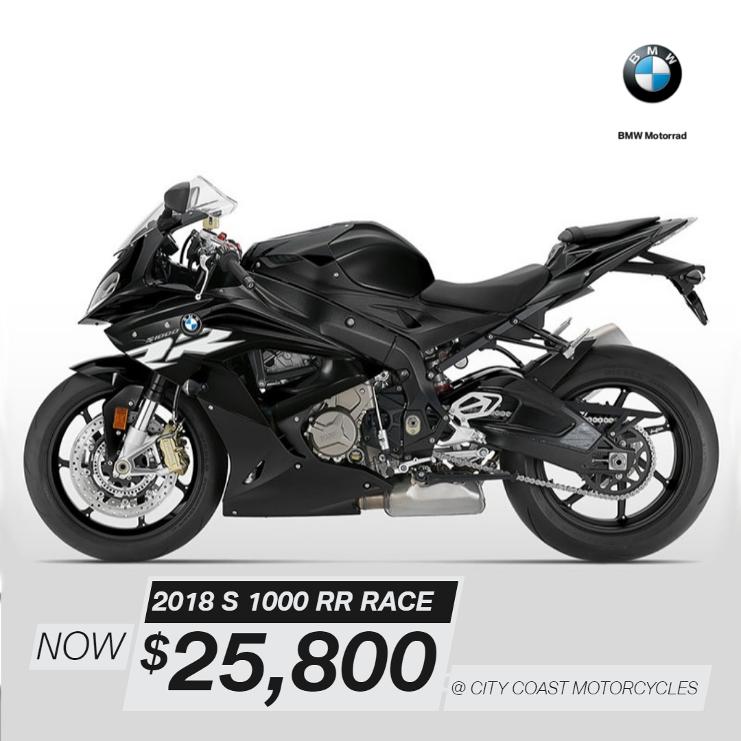 save on the s 1000 rr race