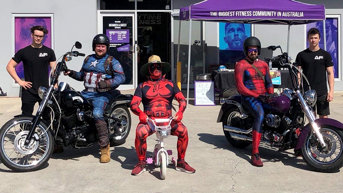 Bikers 4 Heroes