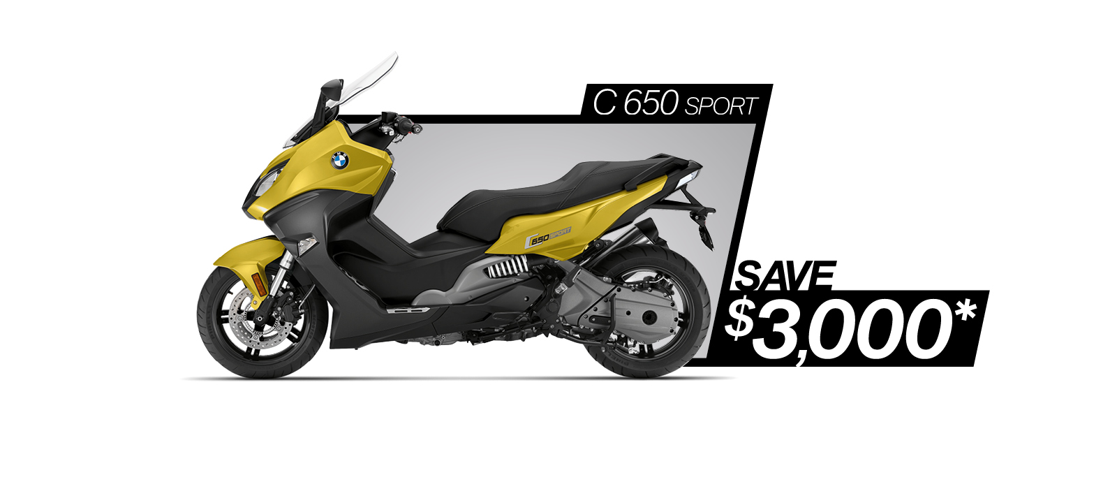 C 650 Sport on sale