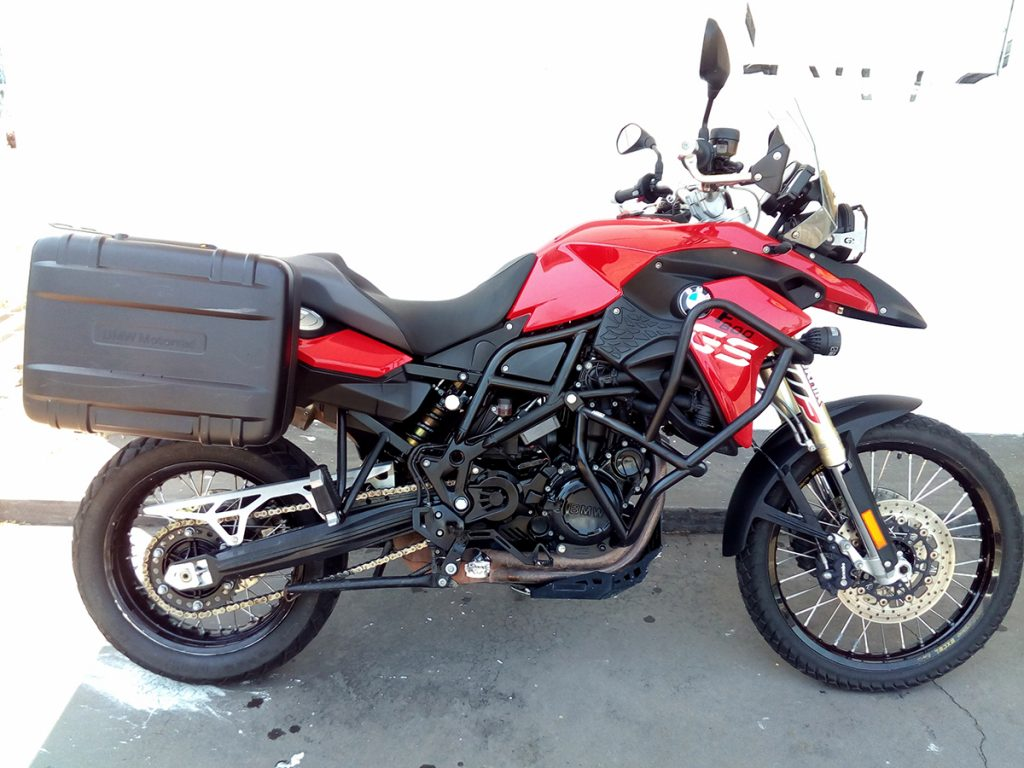 2015 F 800 GS for sale