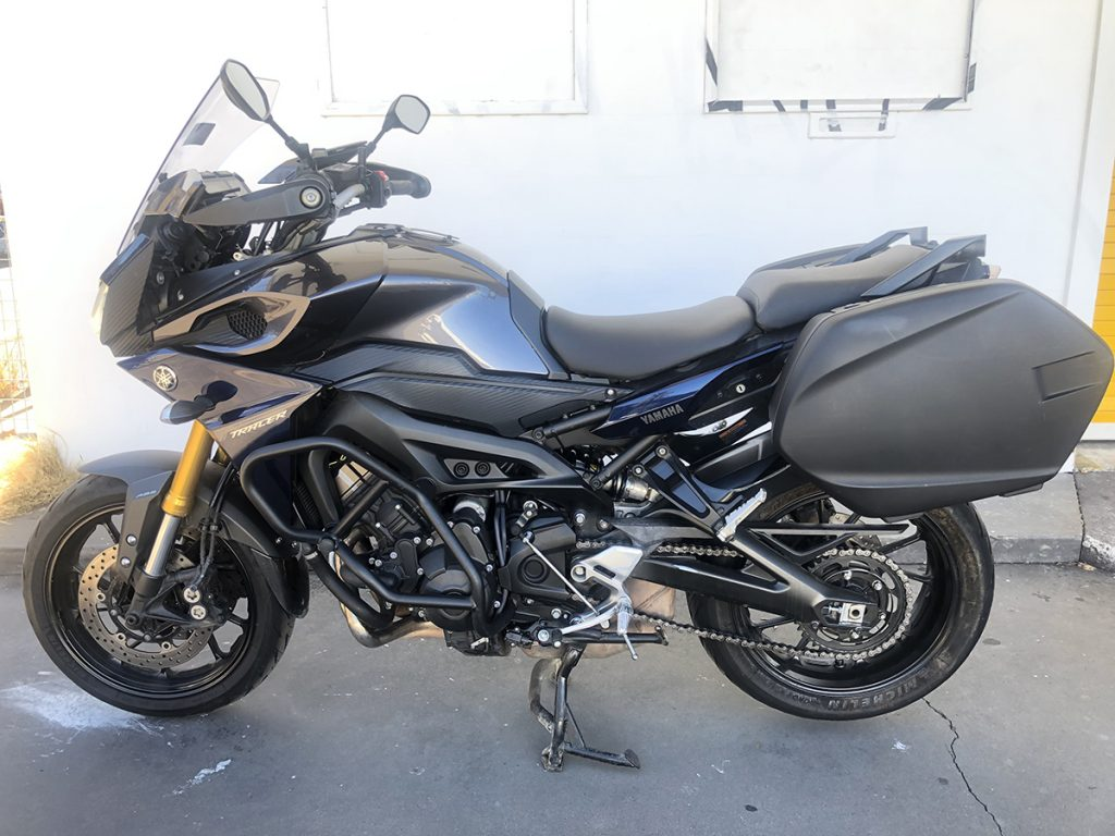 2016 MT-09 Tracer for sale