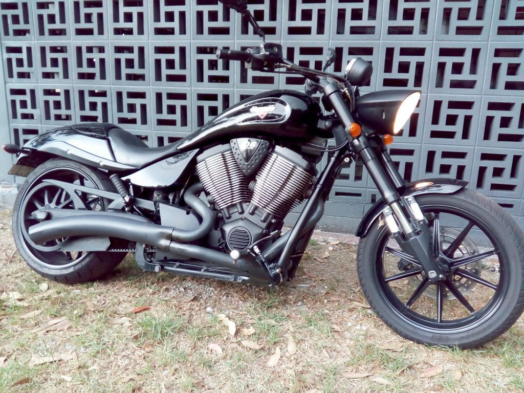 2016 Victory Hammer 8-ball for sale