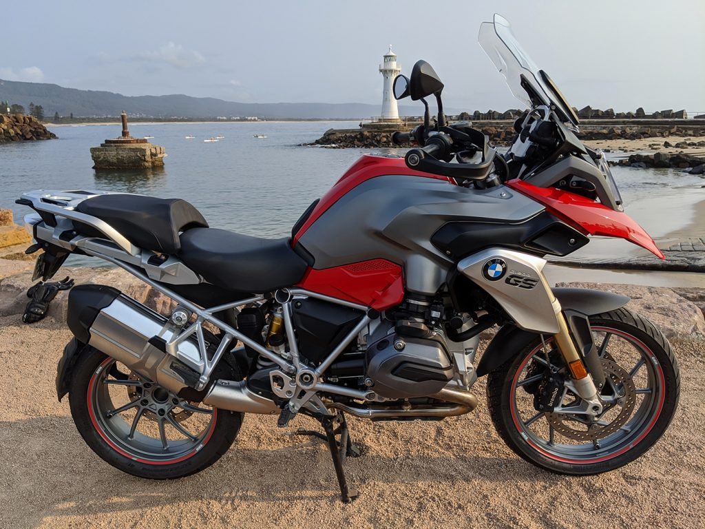 2014 BMW R 1200 GS for sale