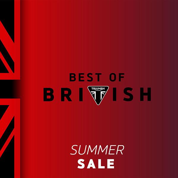 Best of British Summer Sale