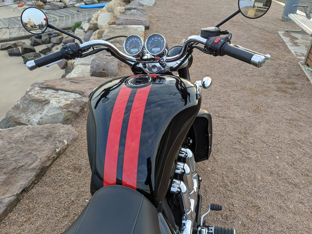 2016 Triumph Rocket III Roadster for sale
