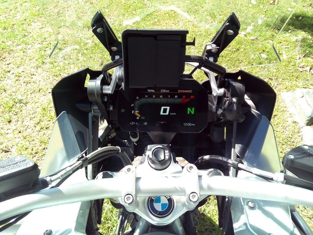 2020 BMW R 1250 GS Adventure ex-demonstrator for sale