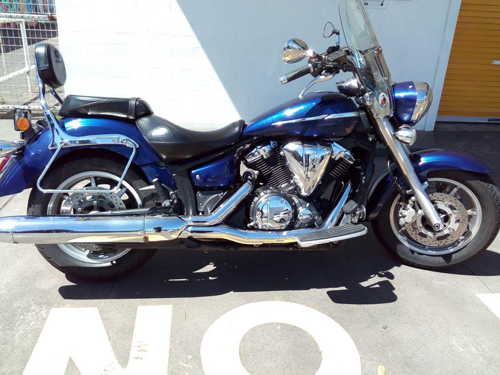2006 Yamaha V-Star XVS1300A for sale