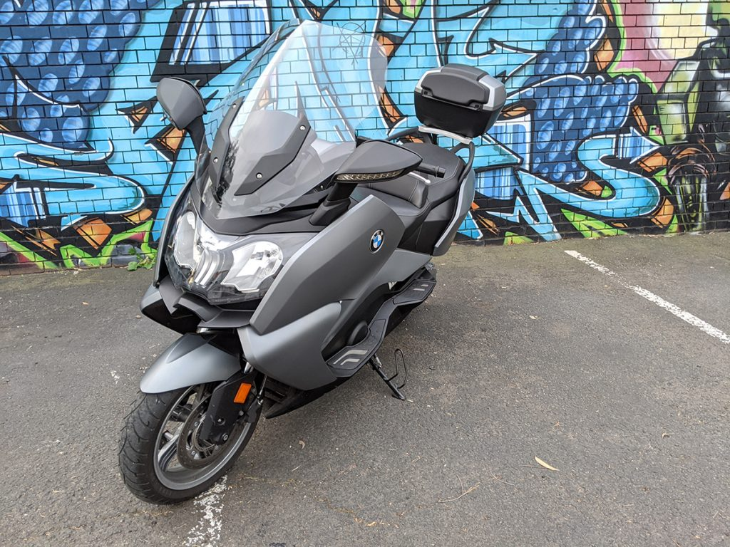 2014 BMW C 650 GT scooter for sale