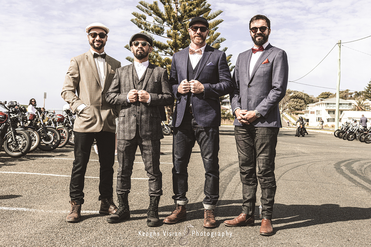 Distinguished Gentleman's Ride, Wollongong