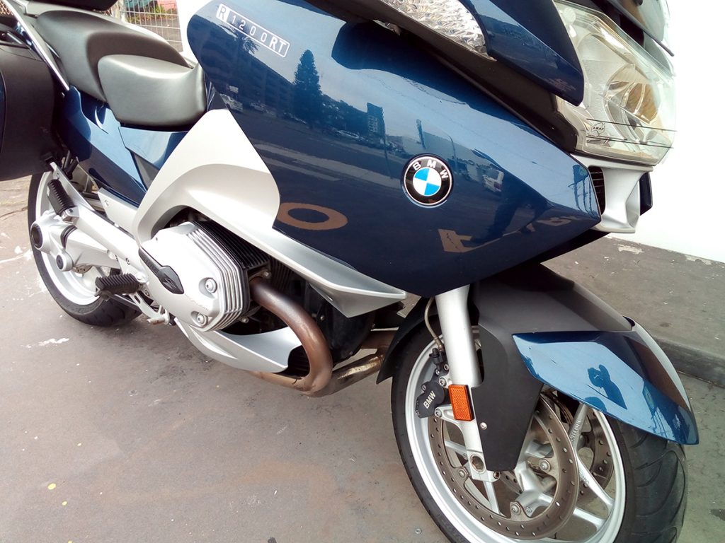 2008 BMW R 1200 RT for sale