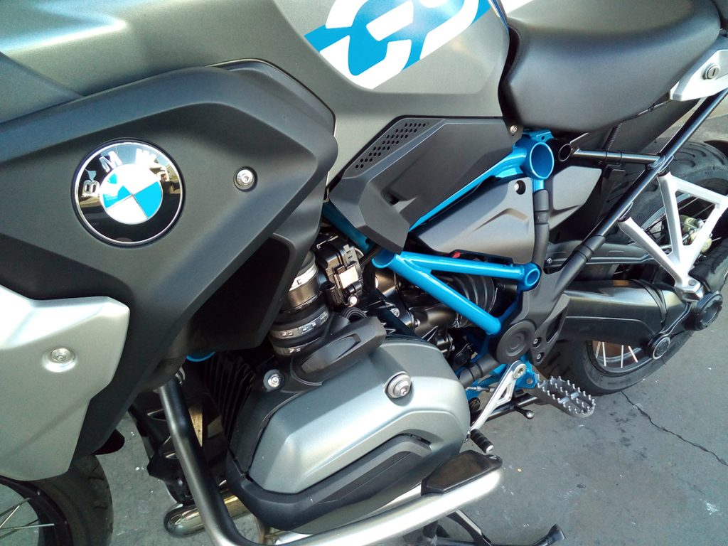 2017 BMW R 1200 GS Rallye for sale