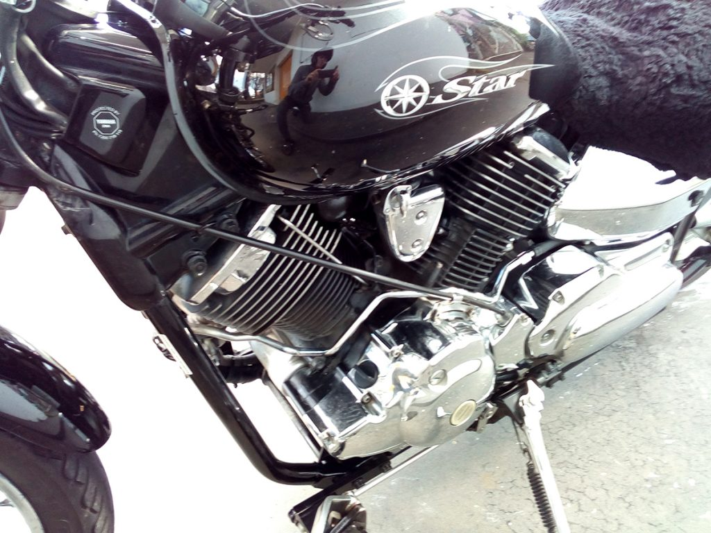 2010 Yamaha V-Star XVS1100 Custom for sale